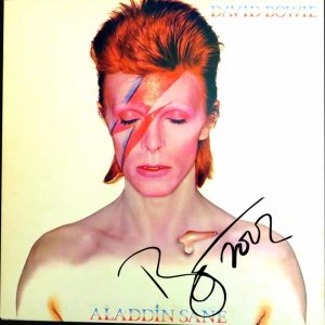 David Bowie Aladdin sane album