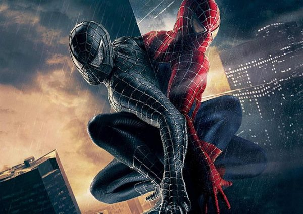 Spiderman Poster Print