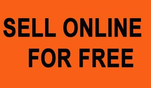 Sell online free