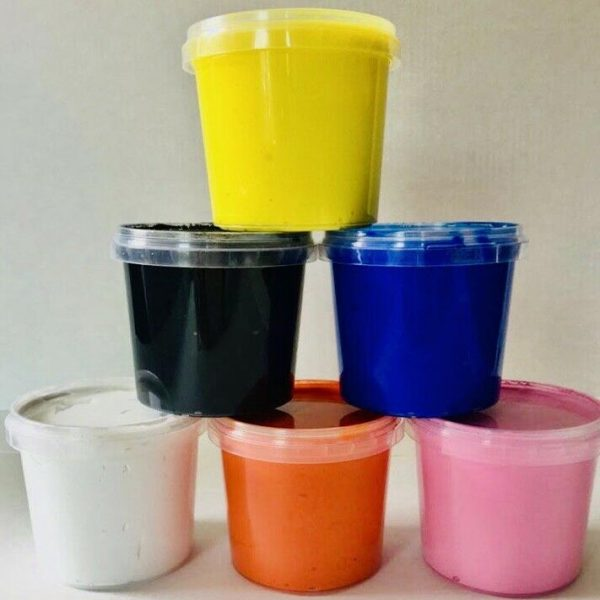 Waterbased Ink Summer Colours
