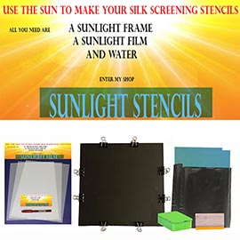 Sunlight stencil basic kit